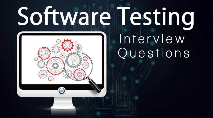 Software Testing Interview Question