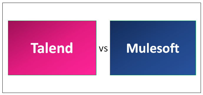Talend vs Mulesoft