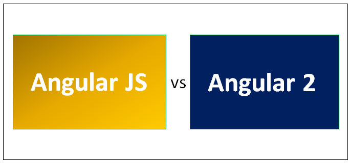 Angular JS vs Angular 2