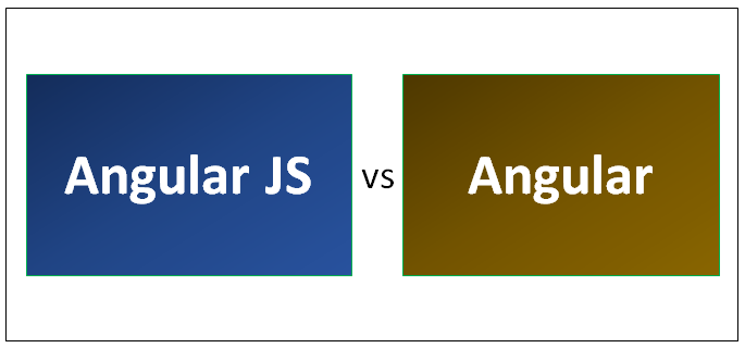 Angular JS vs Angular
