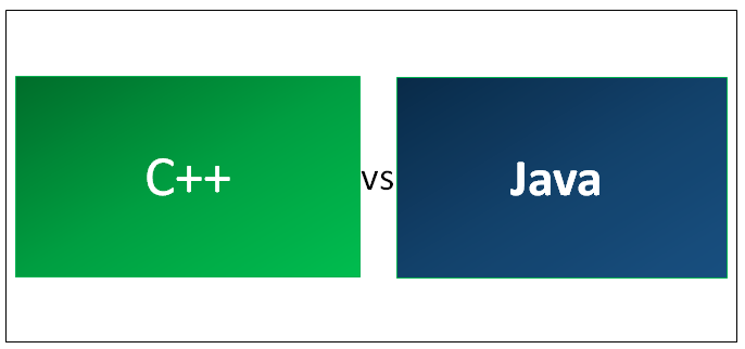 C++ vs Java - Know The Top 8 Most Important Differences
