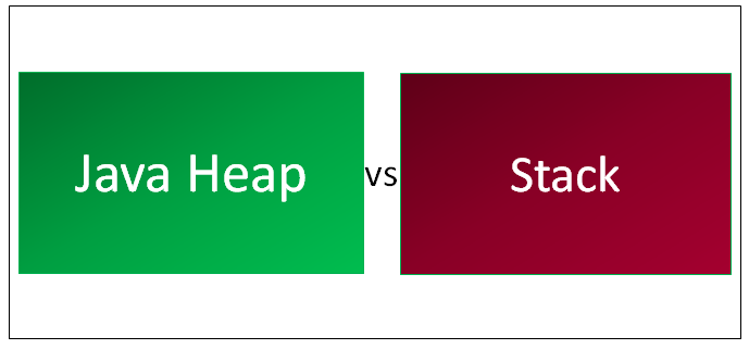 Java Heap vs Stack