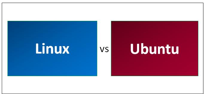 Linux vs Ubuntu
