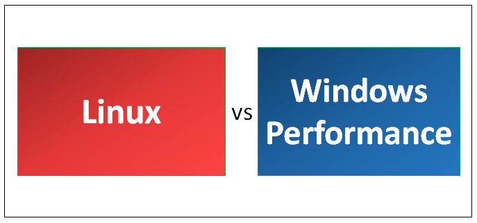 Linux vs Windows Performance