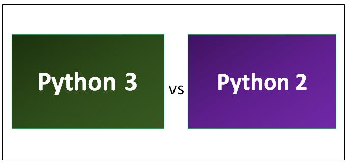 Python 3 vs Python 2