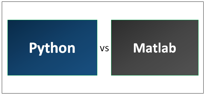 Python vs Matlab - Know The Top 9 Important Comparison