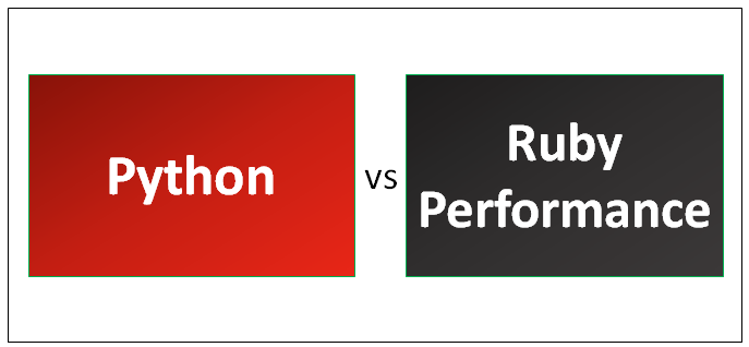Python vs Ruby Performance