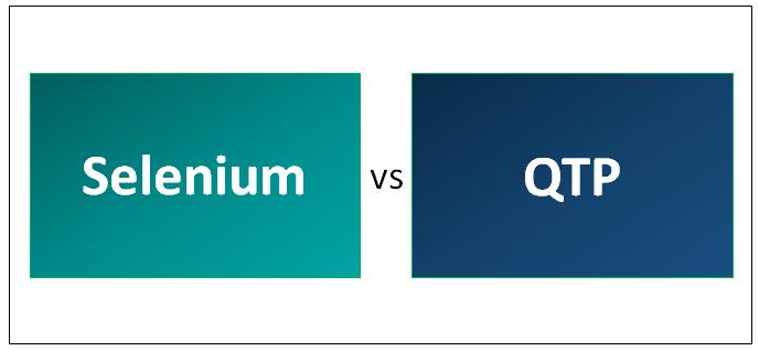 Selenium VS QTP