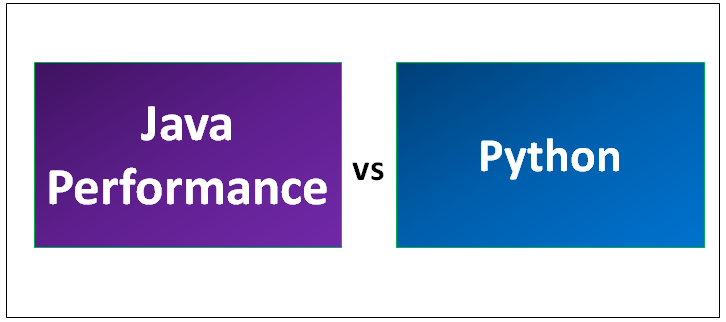 Java Performance vs Python