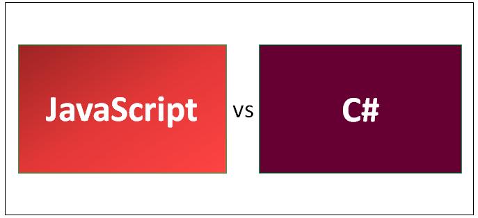 JavaScript vs C#