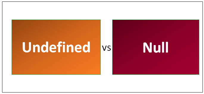 Undefined vs Null - 8 Most Valuable Differences You Should Know