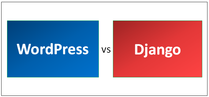 WordPress vs Django