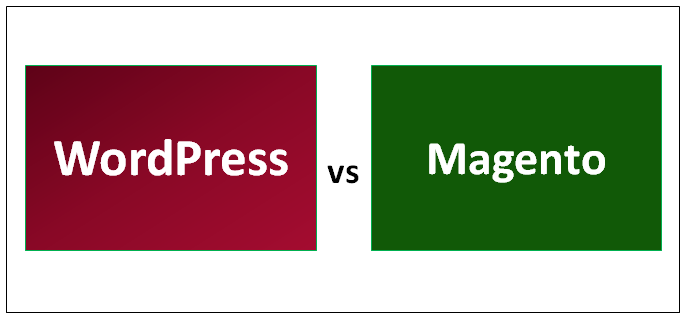 WordPress vs Magento