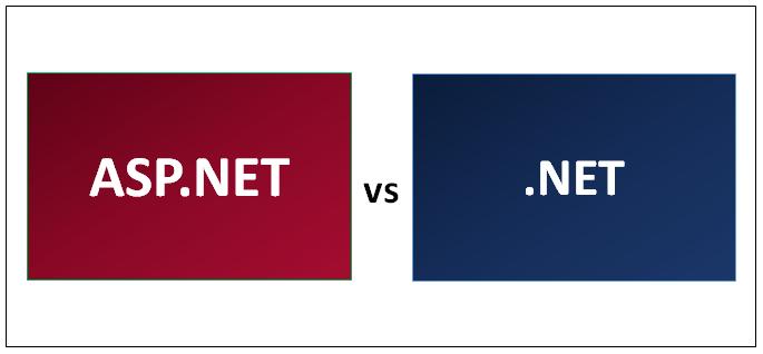 ASP.NET vs .NET