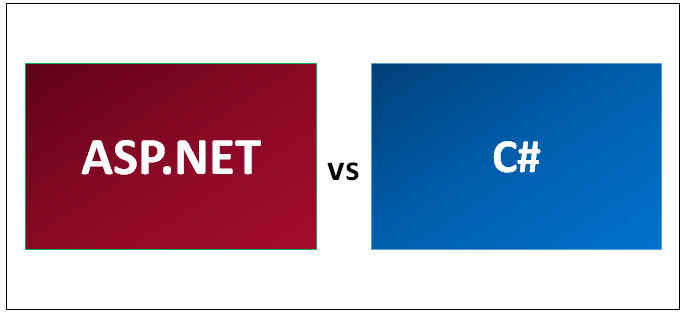 ASP.NET vs C#