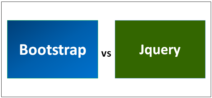 Bootstrap vs Jquery