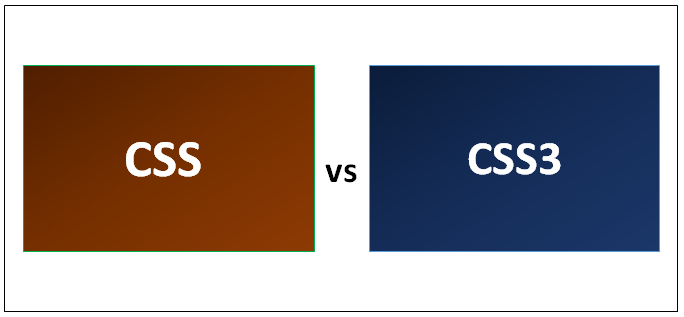 CSS vs CSS3 - Find Out The 5 Most Awesome Differences