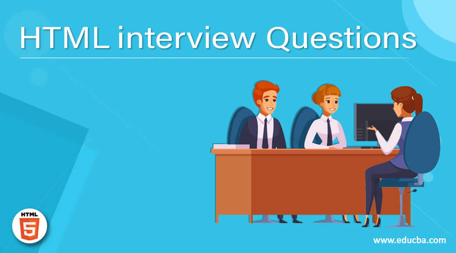 HTML interview Questions