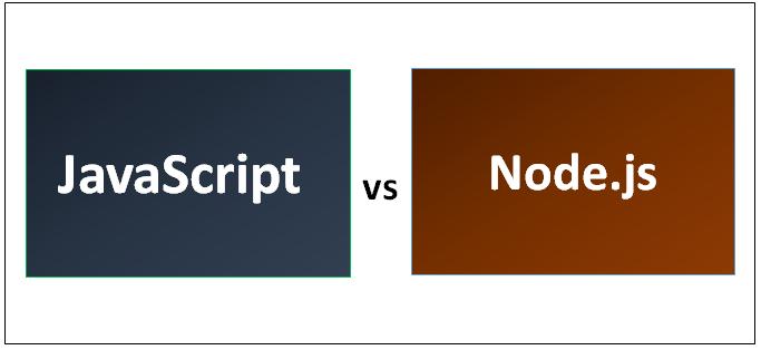 JavaScript vs Node.js