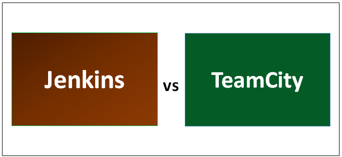 Jenkins vs TeamCity