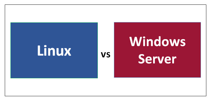 Linux vs Windows Server