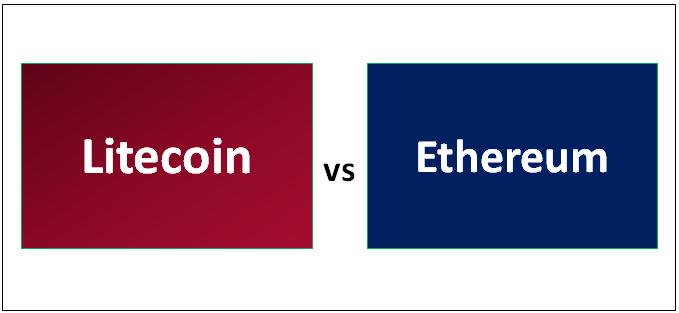 Litecoin vs Ethereum