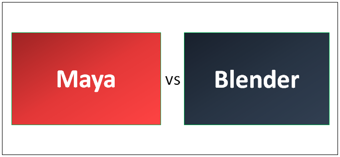 Maya vs Blender - 8 Amazing Differences You Should Know