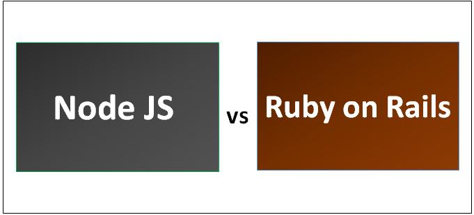 Node JS vs Ruby on Rails