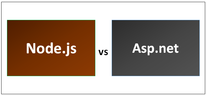 Node js vs Asp net - Find Out The 5 Best Differences