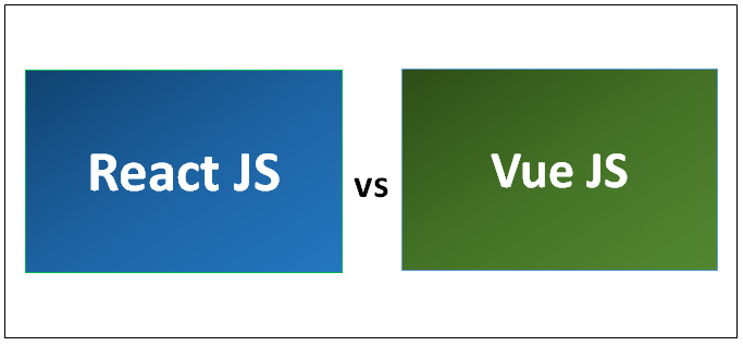 React JS vs Vue JS