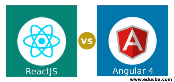 ReactJS vs Angular 4