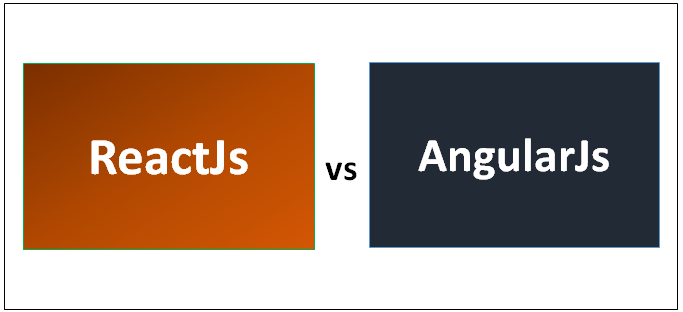 ReactJs vs AngularJs