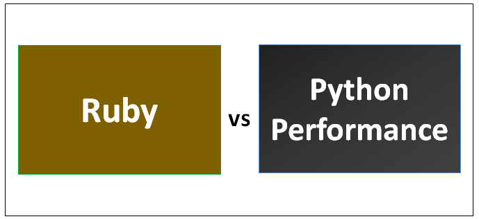 Ruby vs Python Performance