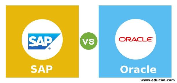 SAP vs Oracle