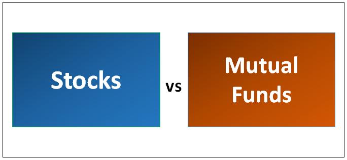 Stocks vs Mutual Funds