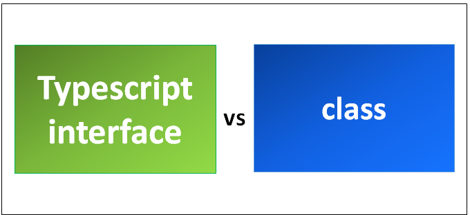 Typescript interface vs class - 4 Most Valuable Differences