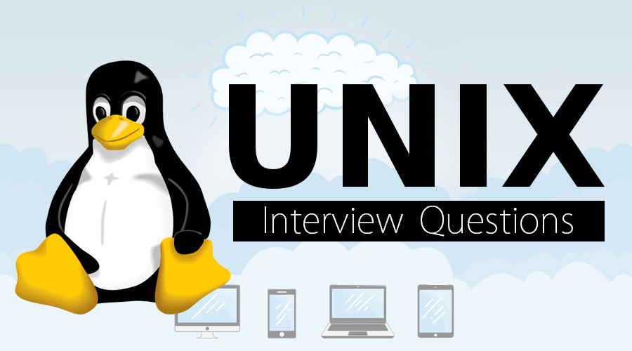 UNIX interview questions
