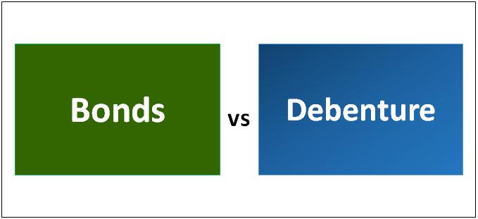 Bonds vs Debenture