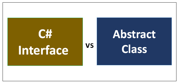 C# Interface vs Abstract Class