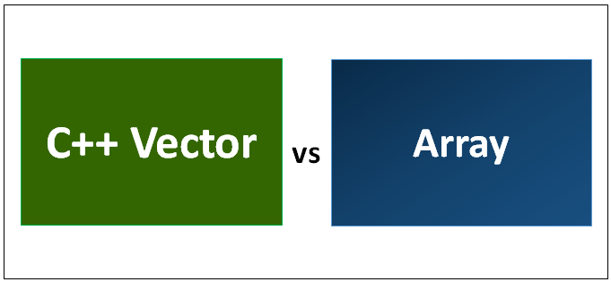 C++ Vector vs Array