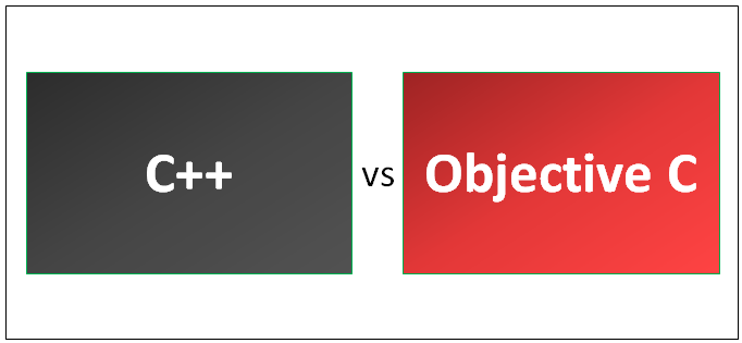 C++ vs Objective C