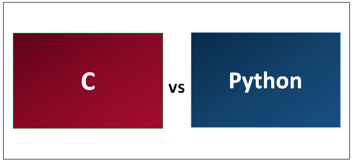 C vs Python - 10 Most Valuable Differences You Should Know