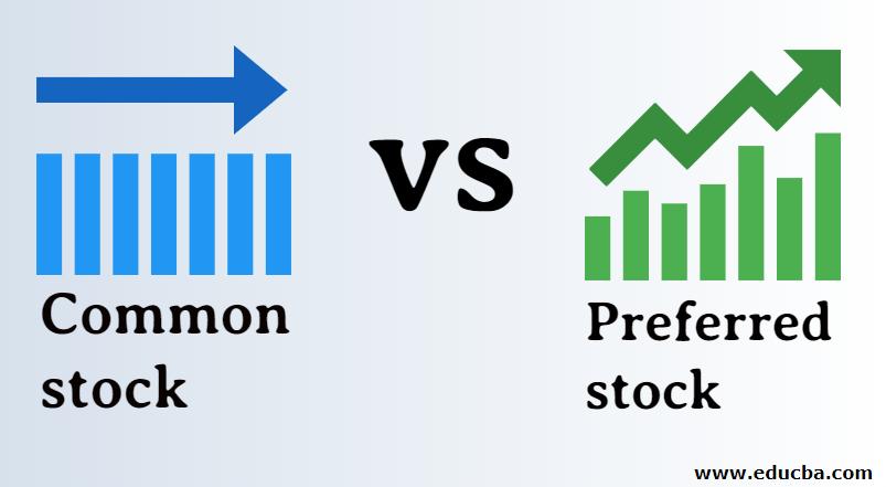 Common stock vs Preferred stock