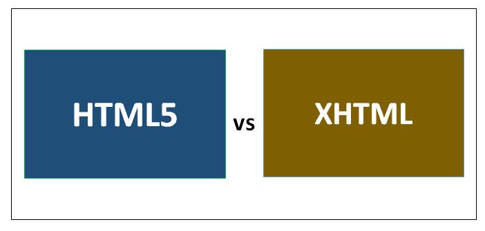 HTML5 vs XHTML