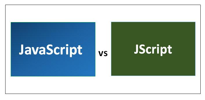 JavaScript vs JScript