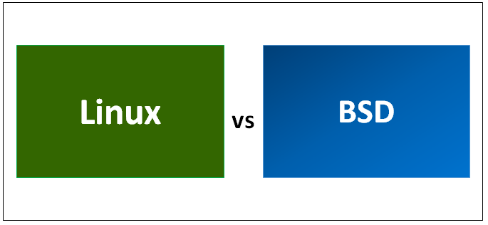 Linux vs BSD - Top 8 Useful Di...