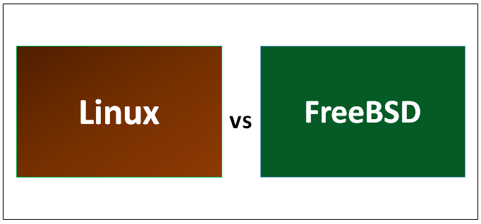 Linux vs FreeBSD