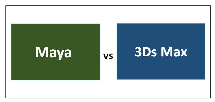 Maya vs 3Ds Max