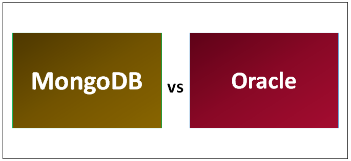 MongoDB vs Oracle