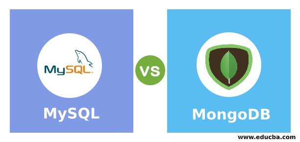 MySQL vs MongoDB Infographics